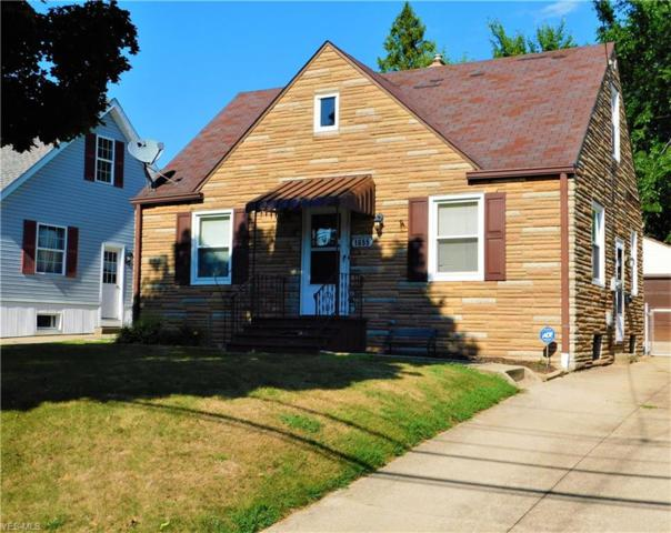 1655 Brown St, Akron, OH 44301 (MLS #4022831) :: RE/MAX Edge Realty