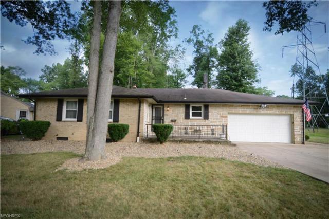 770 Truesdale Rd, Youngstown, OH 44511 (MLS #4023227) :: The Crockett Team, Howard Hanna