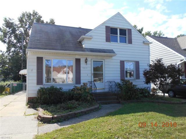 29142 Weber Ave, Wickliffe, OH 44092 (MLS #4025251) :: The Crockett Team, Howard Hanna