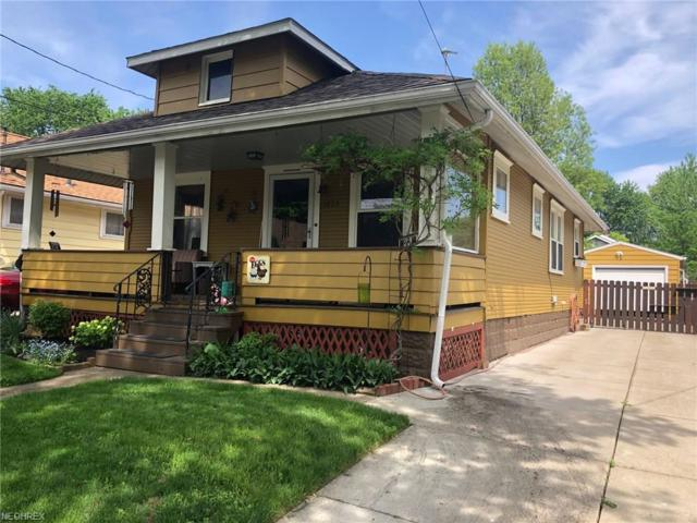 1225 Dietz Ave, Akron, OH 44301 (MLS #4025561) :: RE/MAX Edge Realty