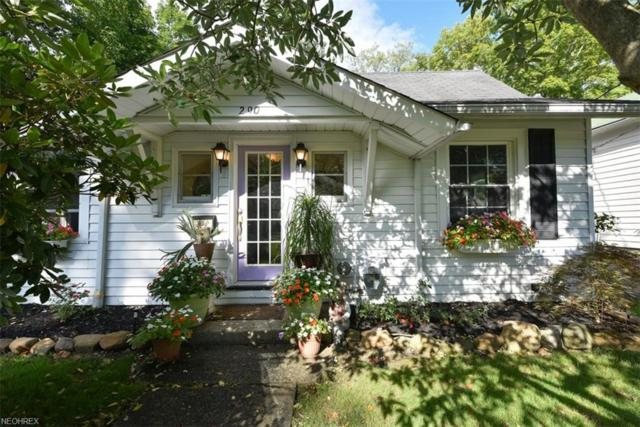 290 S Franklin St, Chagrin Falls, OH 44022 (MLS #4026943) :: Keller Williams Chervenic Realty