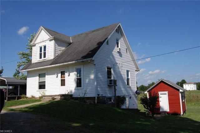 316 Rich St, Senecaville, OH 43780 (MLS #4027075) :: The Crockett Team, Howard Hanna