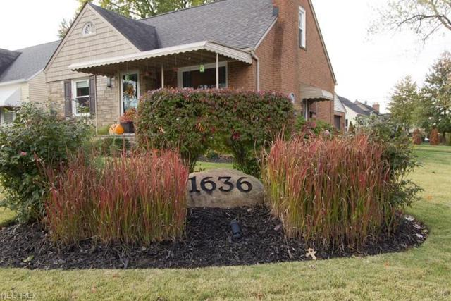 1636 Temple Ave, Mayfield Heights, OH 44124 (MLS #4027160) :: The Crockett Team, Howard Hanna