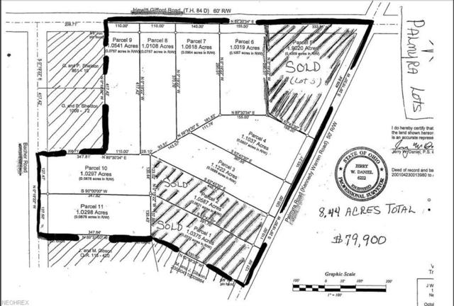 Palmyra, Lordstown, OH 44481 (MLS #4027905) :: The Crockett Team, Howard Hanna