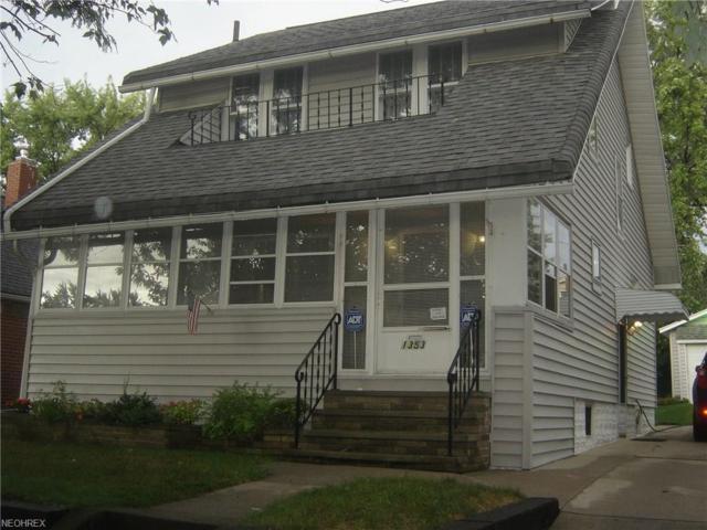 1353 Neptune Ave, Akron, OH 44301 (MLS #4031727) :: The Crockett Team, Howard Hanna