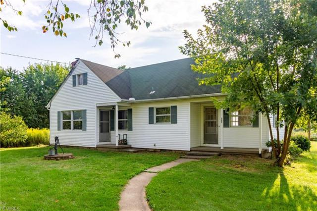 499 State Route 44, Randolph, OH 44632 (MLS #4033028) :: Keller Williams Chervenic Realty