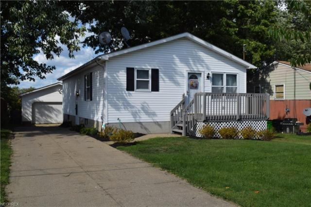1107 Stratford St, Barberton, OH 44203 (MLS #4033136) :: RE/MAX Edge Realty