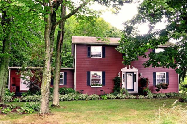 1782 E Tolbert Rd, Wooster, OH 44691 (MLS #4035961) :: Keller Williams Chervenic Realty