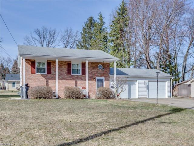 3890 Ayrshire Dr, Youngstown, OH 44511 (MLS #4036628) :: Keller Williams Chervenic Realty