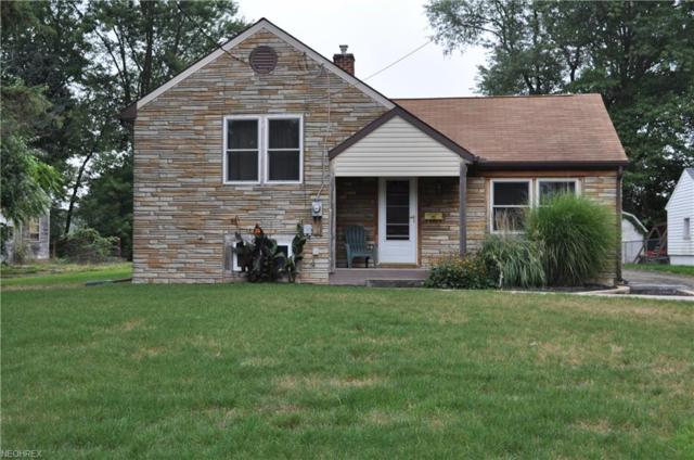 332 Roxbury Ave NW, Massillon, OH 44646 (MLS #4036925) :: Keller Williams Chervenic Realty