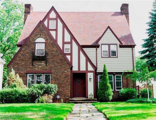 15719 Chadbourne Rd, Shaker Heights, OH 44120 (MLS #4037405) :: Keller Williams Chervenic Realty