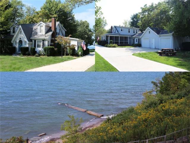 6121 Lake Rd W, Saybrook, OH 44004 (MLS #4037749) :: Keller Williams Chervenic Realty