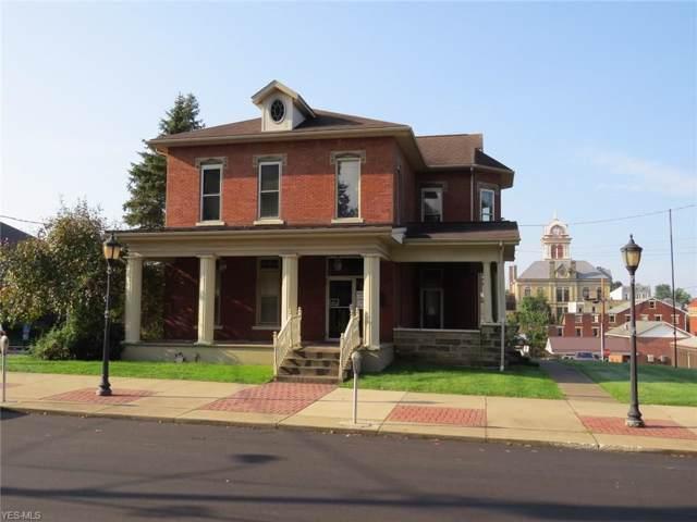 40 2nd Street NE, Carrollton, OH 44615 (MLS #4038821) :: RE/MAX Trends Realty