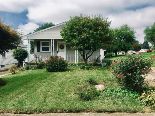 346 6th St, Campbell, OH 44405 (MLS #4039159) :: Keller Williams Chervenic Realty