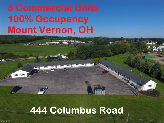 444 Columbus Rd, Mount Vernon, OH 43050 (MLS #4040309) :: RE/MAX Edge Realty