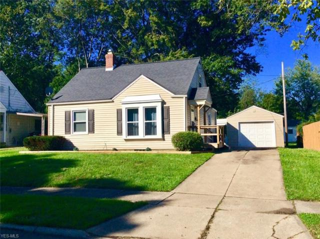 1662 Girard St, Akron, OH 44301 (MLS #4041381) :: RE/MAX Edge Realty