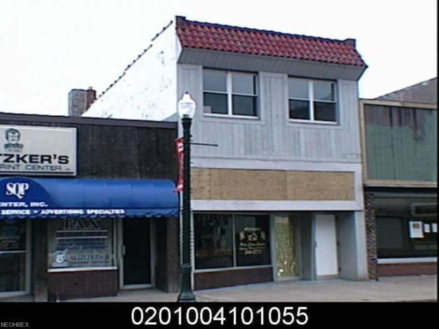 725 Broadway Ave, Lorain, OH 44052 (MLS #4042874) :: PERNUS & DRENIK Team