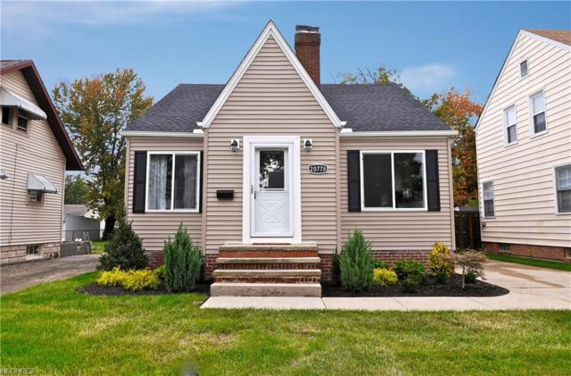 20778 Woodstock Ave, Fairview Park, OH 44126 (MLS #4045088) :: RE/MAX Trends Realty