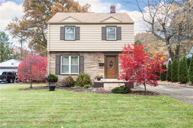 1511 Woodland St NE, Warren, OH 44483 (MLS #4050884) :: RE/MAX Edge Realty