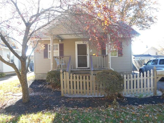 1214 Melrose Ct NW, Warren, OH 44485 (MLS #4052060) :: RE/MAX Edge Realty