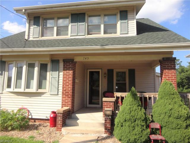 745 E Market St, Cadiz, OH 43907 (MLS #4052166) :: RE/MAX Edge Realty