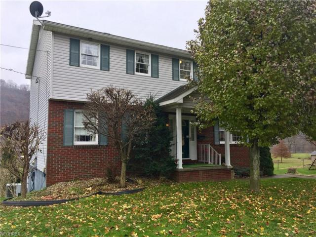 212 Belt St, Powhatan Point, OH 43942 (MLS #4054365) :: The Crockett Team, Howard Hanna