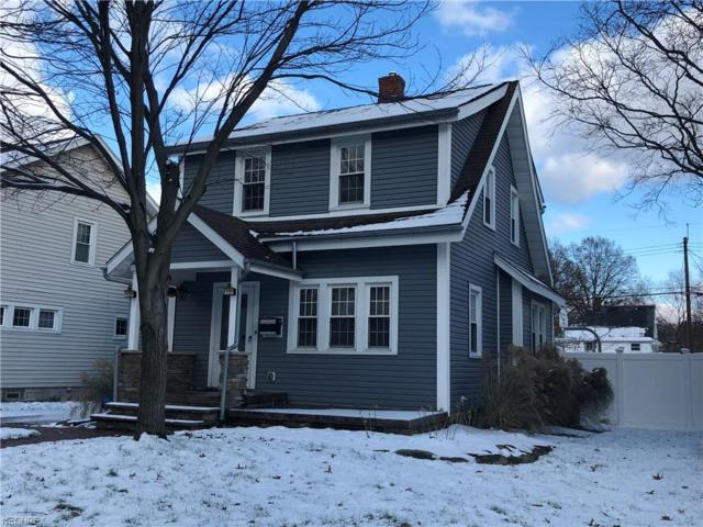1589 Glenmount Ave, Akron, OH 44301 (MLS #4055712) :: RE/MAX Edge Realty