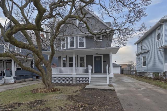 1527 Coutant Ave, Lakewood, OH 44107 (MLS #4055887) :: The Crockett Team, Howard Hanna
