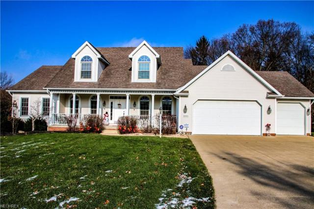 8851 Appleknoll St NW, Massillon, OH 44646 (MLS #4057002) :: RE/MAX Edge Realty