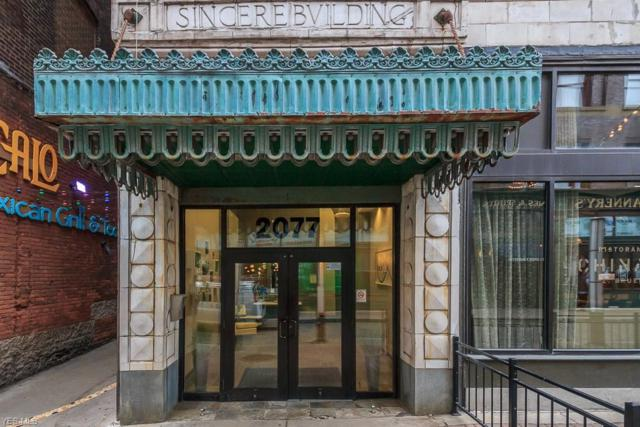 2077 East 4th St E 7E, Cleveland, OH 44115 (MLS #4059706) :: Ciano-Hendricks Realty Group
