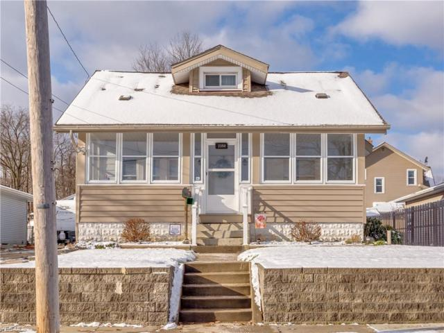 2350 Edwin Ave, Akron, OH 44314 (MLS #4062897) :: RE/MAX Edge Realty