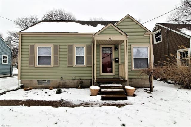 387 Lodi St, Akron, OH 44305 (MLS #4063338) :: RE/MAX Edge Realty