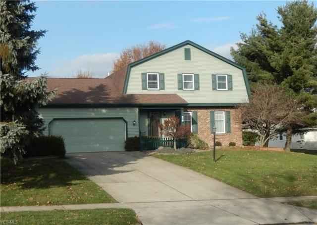 870 Terraview Dr, Boardman, OH 44512 (MLS #4063427) :: RE/MAX Edge Realty
