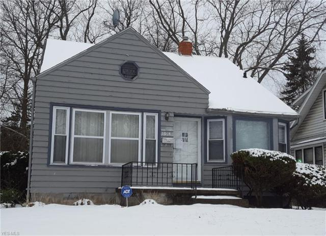 1018 Valdes Ave, Akron, OH 44320 (MLS #4064207) :: RE/MAX Edge Realty