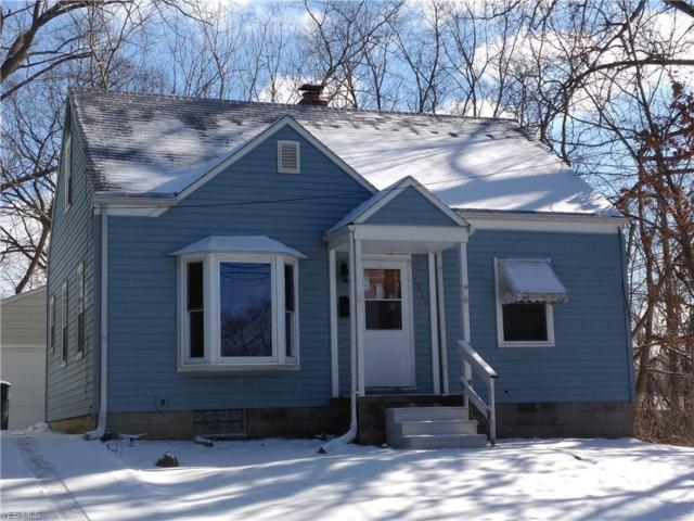 1219 Easton Dr, Akron, OH 44310 (MLS #4065725) :: RE/MAX Edge Realty