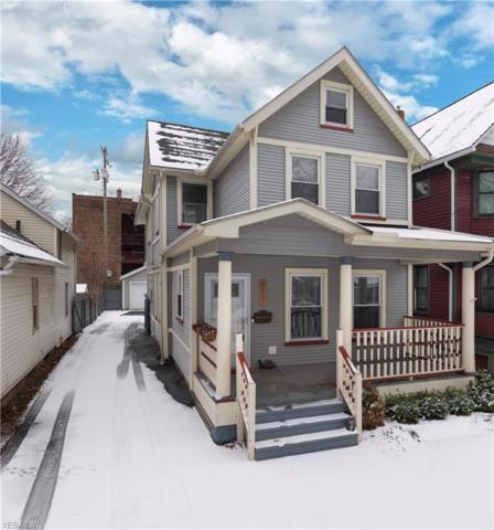 6107 W Clinton Ave, Cleveland, OH 44102 (MLS #4068831) :: RE/MAX Edge Realty
