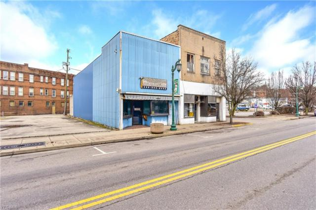 113 E 6th, East Liverpool, OH 43920 (MLS #4069646) :: RE/MAX Edge Realty