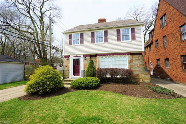 3726 Strandhill Rd, Shaker Heights, OH 44122 (MLS #4072861) :: RE/MAX Valley Real Estate