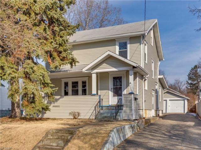 1263 Dietz Ave, Akron, OH 44301 (MLS #4073715) :: RE/MAX Edge Realty