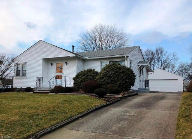 75 E Dartmore Ave, Akron, OH 44301 (MLS #4073858) :: RE/MAX Edge Realty