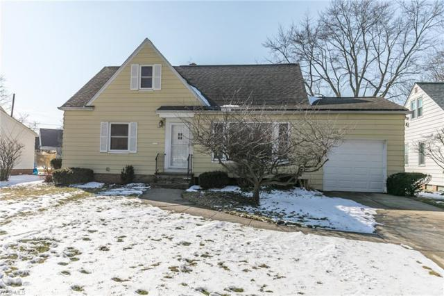 1402 Sunview Rd, Lyndhurst, OH 44124 (MLS #4074572) :: RE/MAX Edge Realty