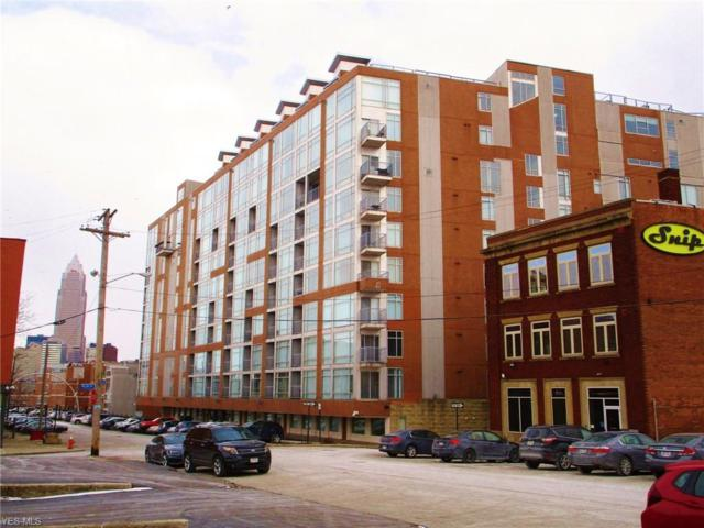 2222 Detroit Ave #719, Cleveland, OH 44113 (MLS #4074763) :: RE/MAX Edge Realty