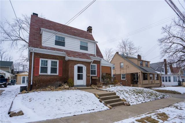 542 Lindell St, Akron, OH 44305 (MLS #4075034) :: RE/MAX Edge Realty