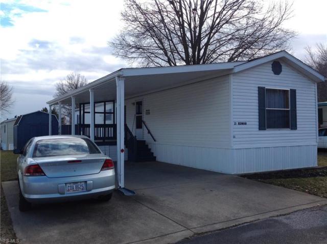 21 Redwood Dr, Beloit, OH 44609 (MLS #4077492) :: RE/MAX Edge Realty
