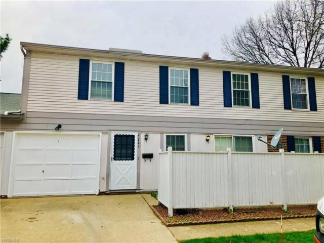 20442 Williamsburg Court, Middleburg Heights, OH 44130 (MLS #4085732) :: RE/MAX Edge Realty