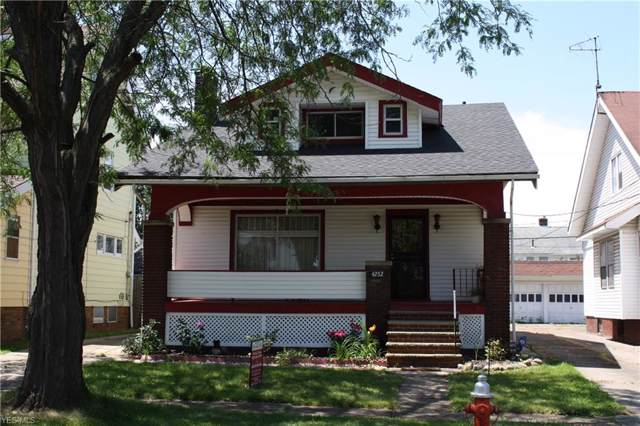 4252 W 48th Street, Cleveland, OH 44144 (MLS #4086678) :: RE/MAX Trends Realty