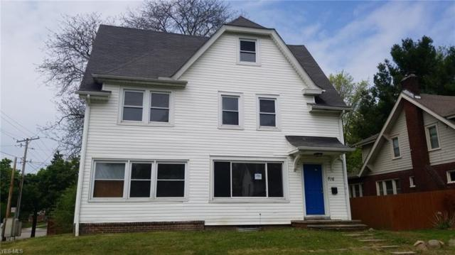 516 Avalon Avenue, Akron, OH 44320 (MLS #4092998) :: RE/MAX Edge Realty