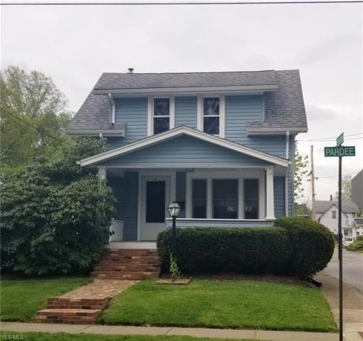 279 North Pardee, Wadsworth, OH 44281 (MLS #4094276) :: RE/MAX Valley Real Estate