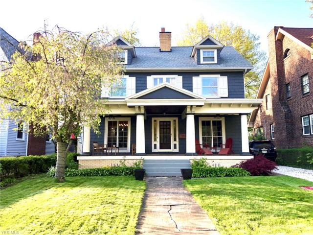 2993 Euclid Heights Blvd, Cleveland Heights, OH 44118 (MLS #4095790) :: RE/MAX Trends Realty