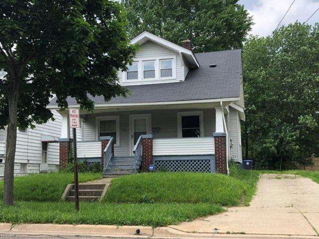 931 Lovers Lane, Akron, OH 44306 (MLS #4103255) :: RE/MAX Edge Realty